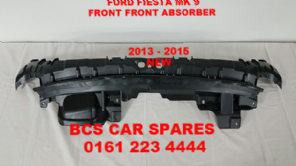 FORD FIESTA  MK 9  FRONT  TOP PLASTIC  REINFORCEMENT SECTION   2013   2014  2015  2016   NEW (3)